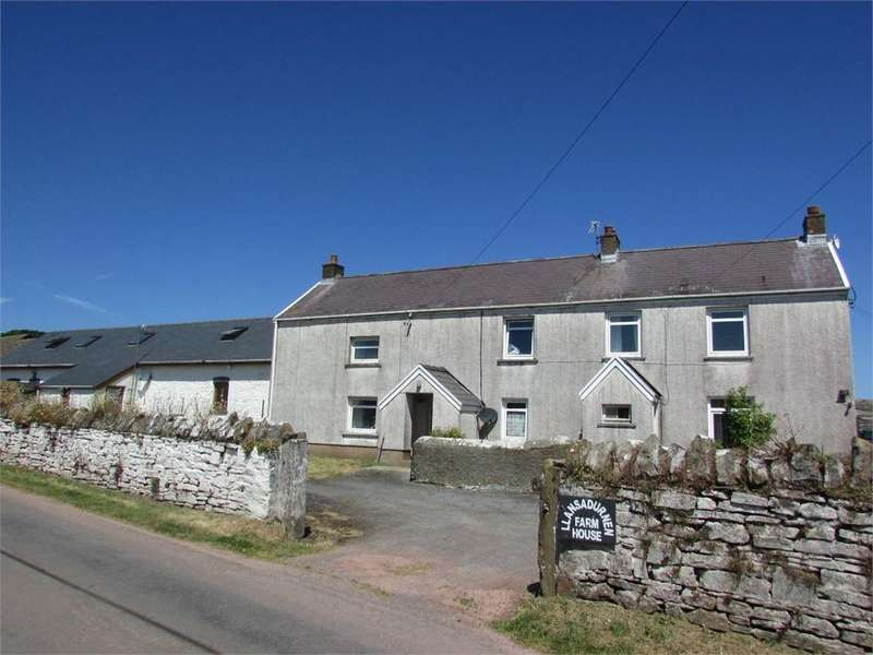 3 Bedrooms Detached House for sale in Laugharne, CARMARTHEN