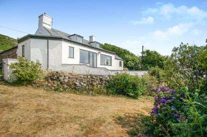 3 Bedrooms Detached House for sale in Garreg Lefain Fawr, Rhiw, Nr Aberdaron., LL53