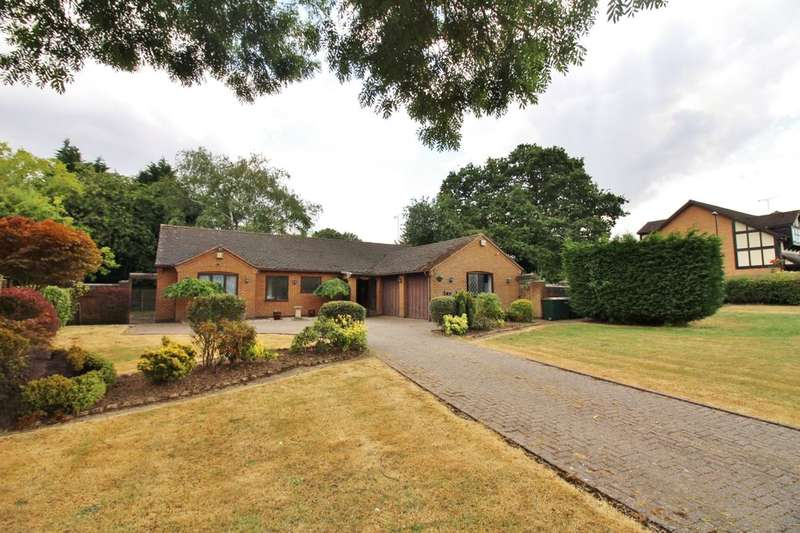 4 Bedrooms Detached Bungalow for sale in Heycroft, Coventry, CV4