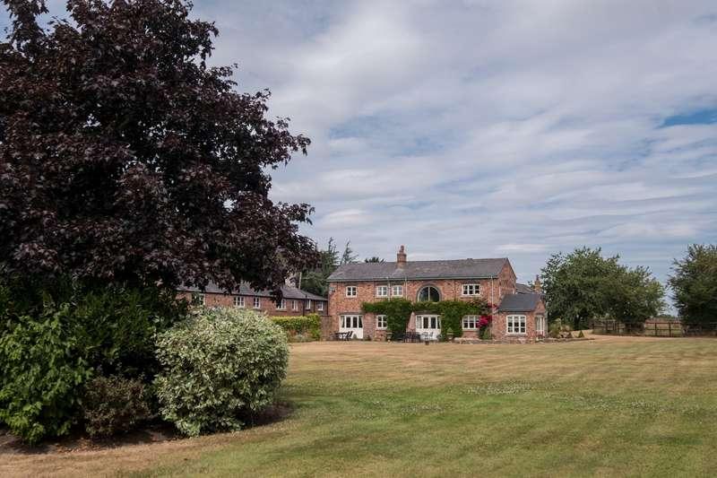 5 Bedrooms House for sale in 5 bedroom House Detached in Acton Bridge
