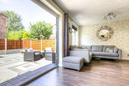 3 Bedrooms Terraced House for sale in Glenmoor Road, Offerton, Stockport, Cheshire