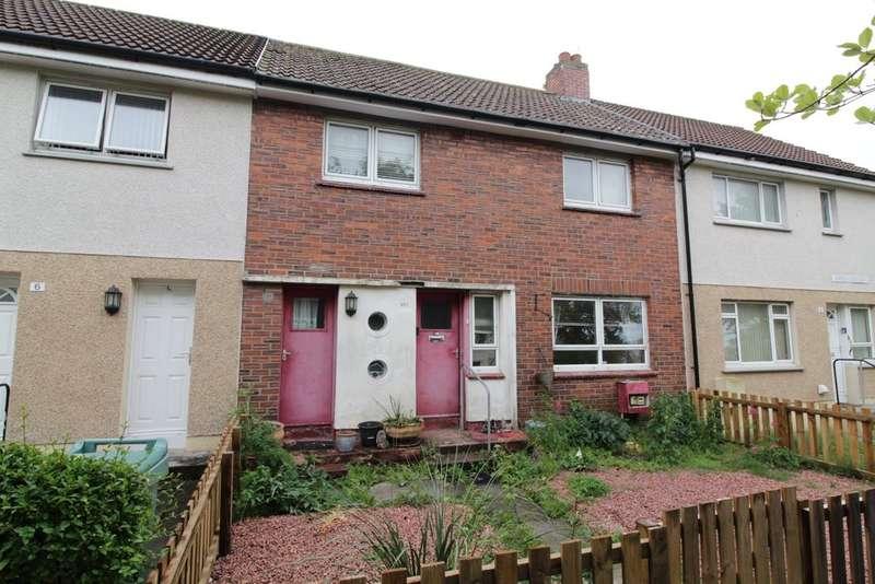 3 Bedrooms Terraced House for sale in Annfield Glen Road, Ayr, KA7