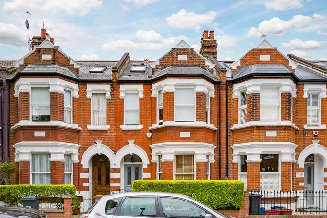 4 Bedrooms Terraced House for sale in Silver Crescent, Chiswick