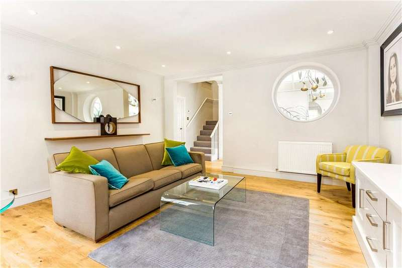 2 Bedrooms Maisonette Flat for sale in Catherine Wheel Yard, St James's, London, SW1A