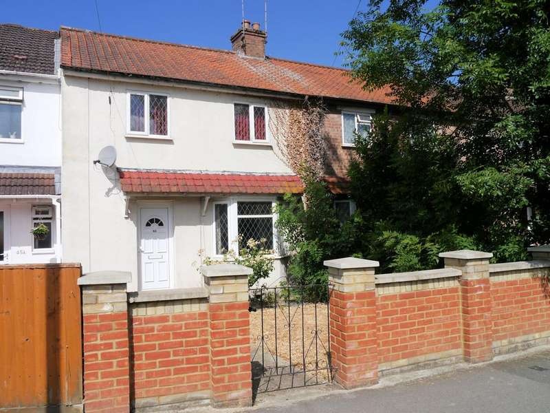 3 Bedrooms Terraced House for sale in Vale Road, Windsor SL4