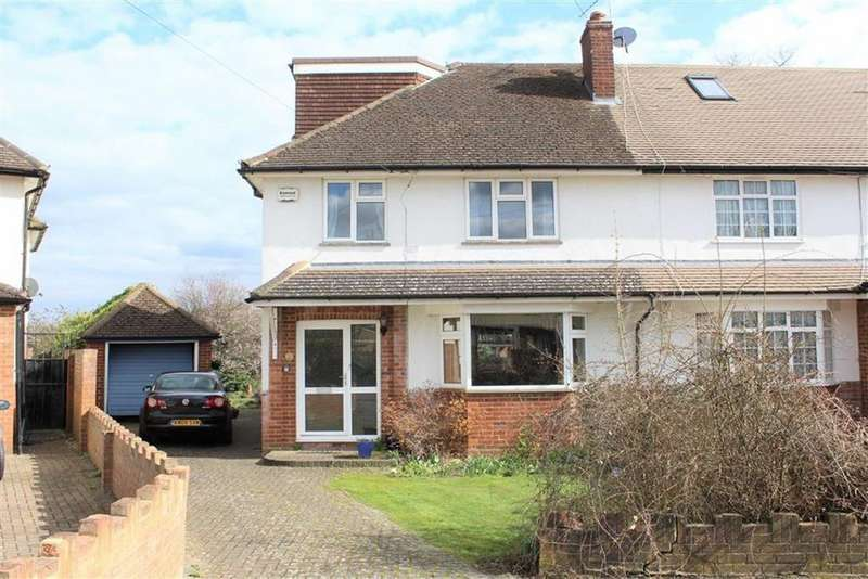 4 Bedrooms Semi Detached House for sale in Blenheim Road, Slough, Berkshire