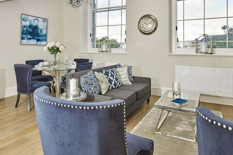 1 Bedroom Flat for sale in Apartment 4-03, The General, Guinea Street, Bristol, BS1