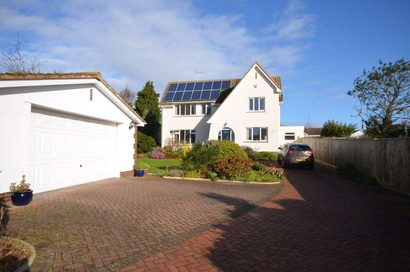 4 Bedrooms House for sale in Southdowns Road, Dawlish, EX7