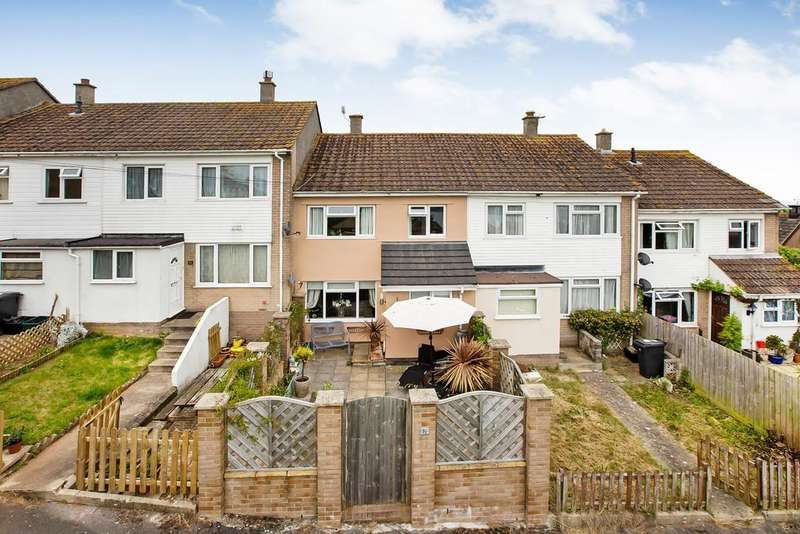 3 Bedrooms Terraced House for sale in Teignmouth