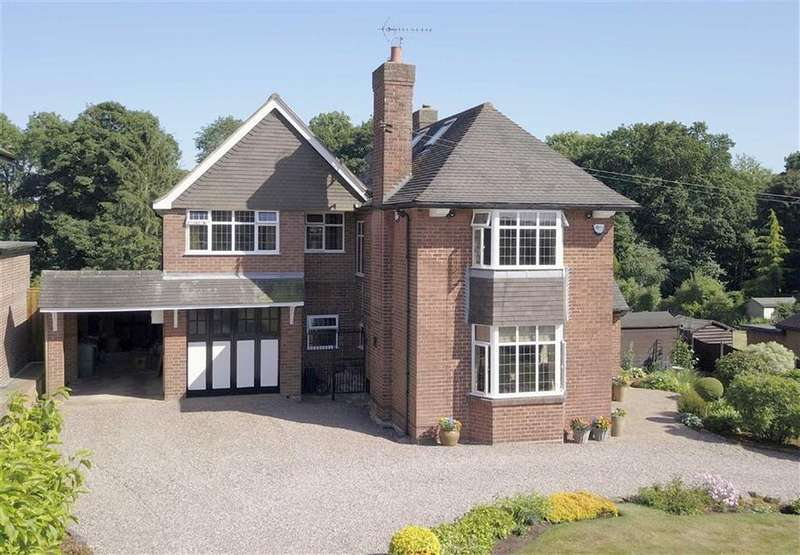 5 Bedrooms Detached House for sale in Airdale Road, Stone