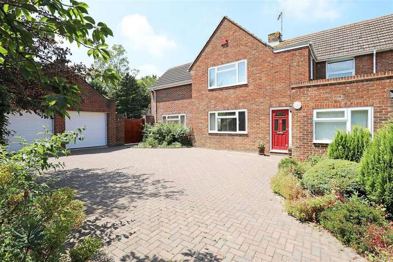 5 Bedrooms Semi Detached House for sale in Park Drive, Sittingbourne