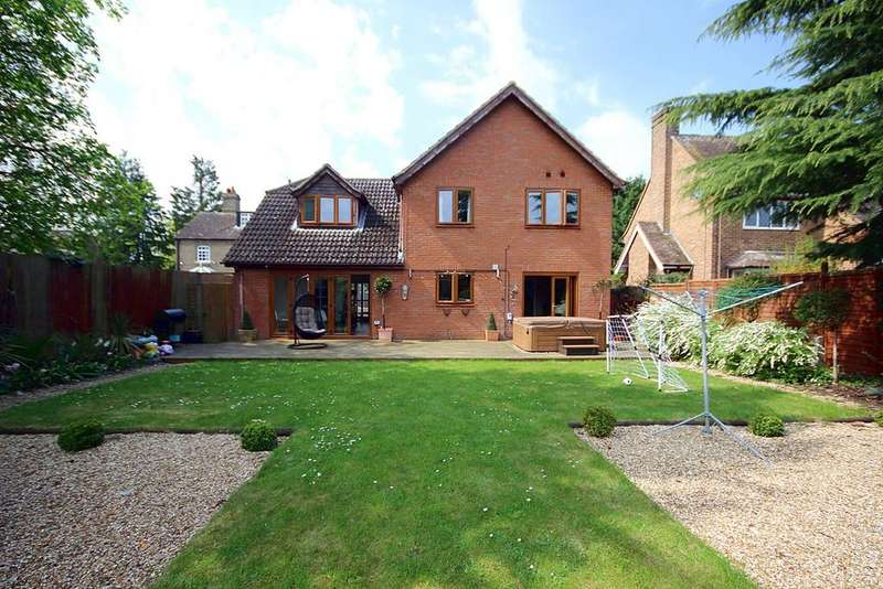 5 Bedrooms Detached House for sale in High Street, Langford, SG18