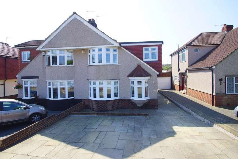 5 Bedrooms Semi Detached House for sale in Welling Way, Welling, DA16