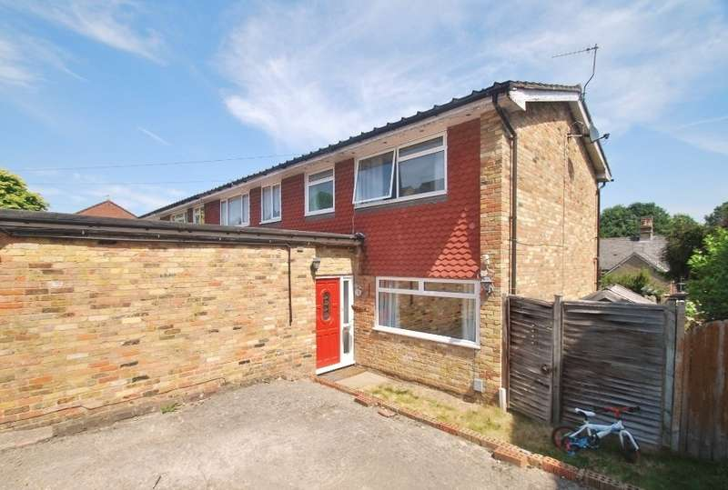 4 Bedrooms End Of Terrace House for sale in Woodley Hill, Chesham, HP5