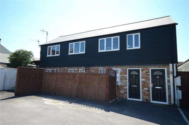 2 Bedrooms Maisonette Flat for sale in Elms Road, Aldershot, Hampshire