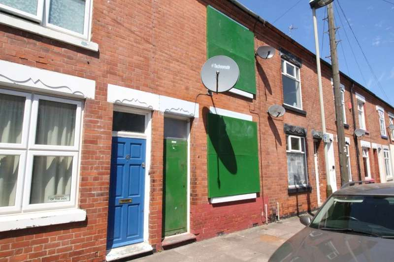 3 Bedrooms Property for sale in Browning Street, Leicester, LE3