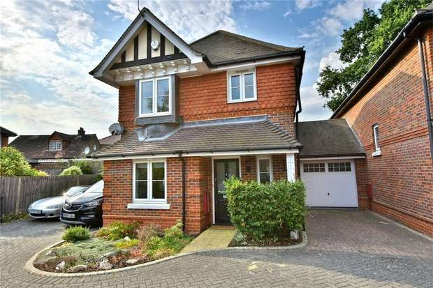 3 Bedrooms Detached House for sale in Swallow Fields, IVER, Buckinghamshire