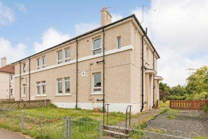 2 Bedrooms Flat for sale in Lugton Road, Dunlop, East Ayrshire