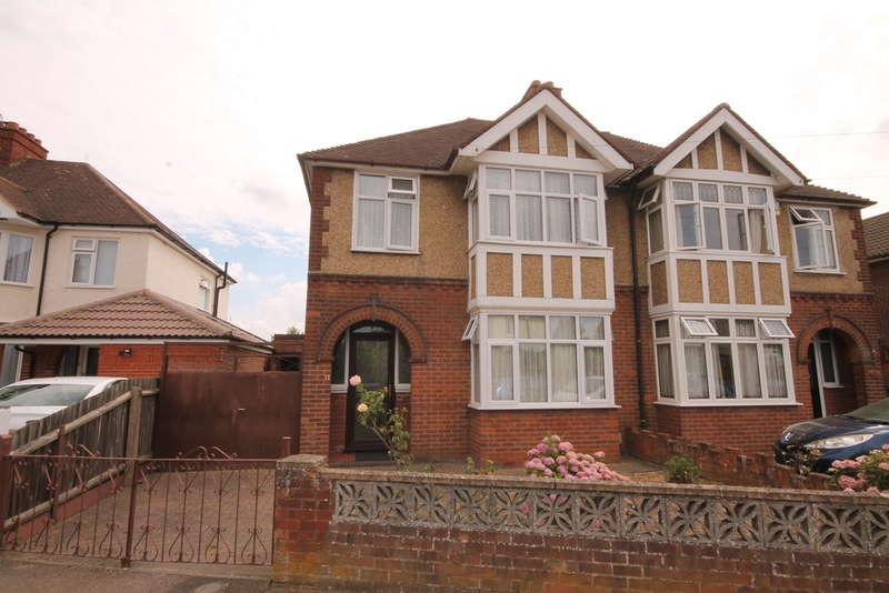 3 Bedrooms Semi Detached House for sale in Brookfield Road, Putnoe, MK41