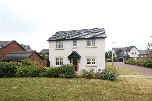3 Bedrooms Semi Detached House for sale in Kinmont Way, Kingstown, Carlisle, Cumbria, CA6 4FA