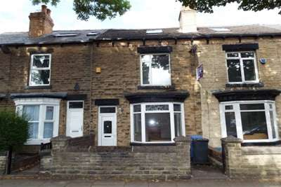 5 Bedrooms House for rent in Western Road, Sheffield, S10 1LF