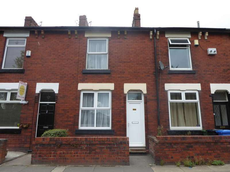 2 Bedrooms Terraced House for sale in Edge Lane, Droylsden, M43