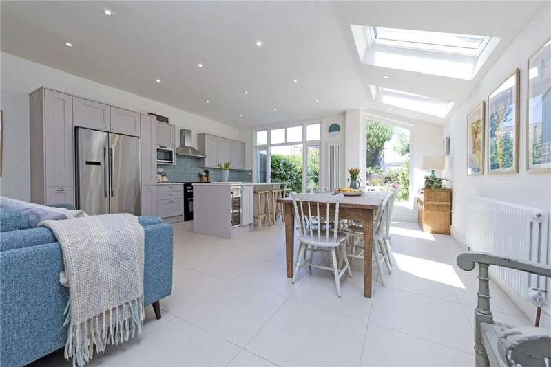 5 Bedrooms Semi Detached House for sale in Wyatt Park Road, London, SW2