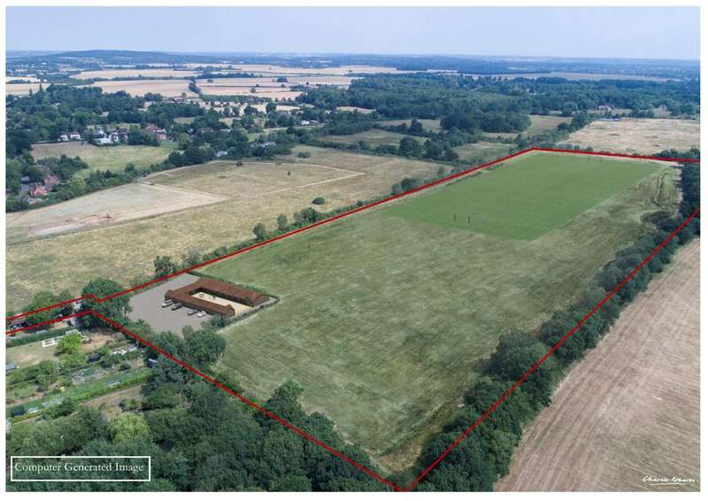 Equestrian Facility Character Property for sale in DOWNFIELD STABLES, WALTHAM ST LAWRENCE, BERKSHIRE, RG10 0HU