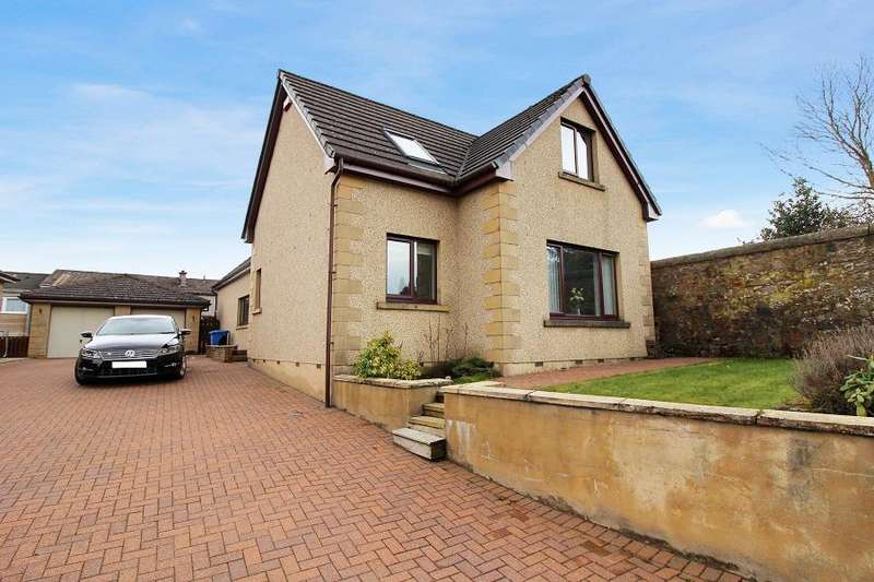 4 Bedrooms Detached House for sale in Manse Road, Whitburn EH47