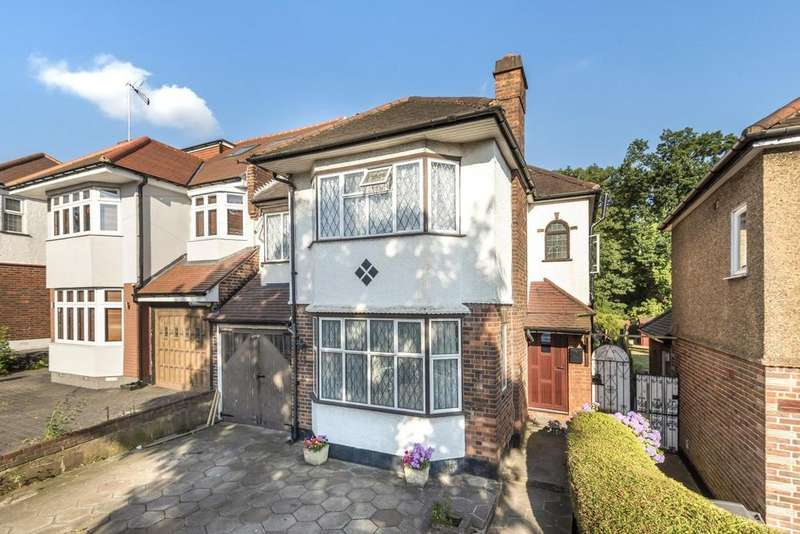 4 Bedrooms Semi Detached House for sale in Osidge Lane, Southgate