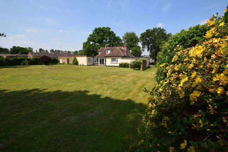4 Bedrooms Detached House for sale in Great Horkesley, Colchester, CO6 4AX