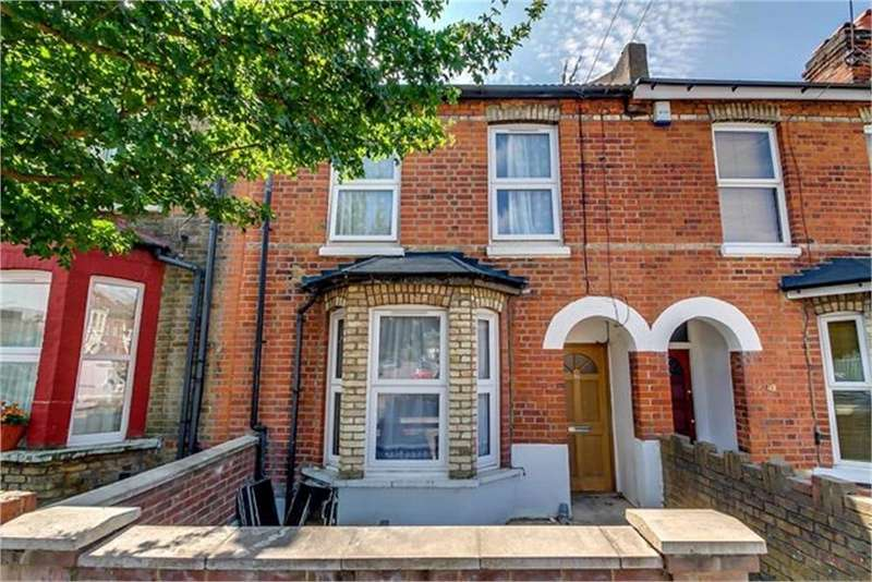 2 Bedrooms Terraced House for sale in Denzil Road, London, NW10
