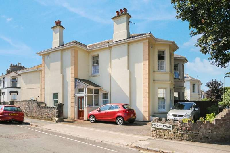 3 Bedrooms Semi Detached House for sale in Priory Road, Torquay, TQ1