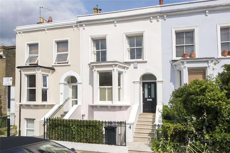 5 Bedrooms Terraced House for sale in Althorp Road, Bellevue Village, London, SW17