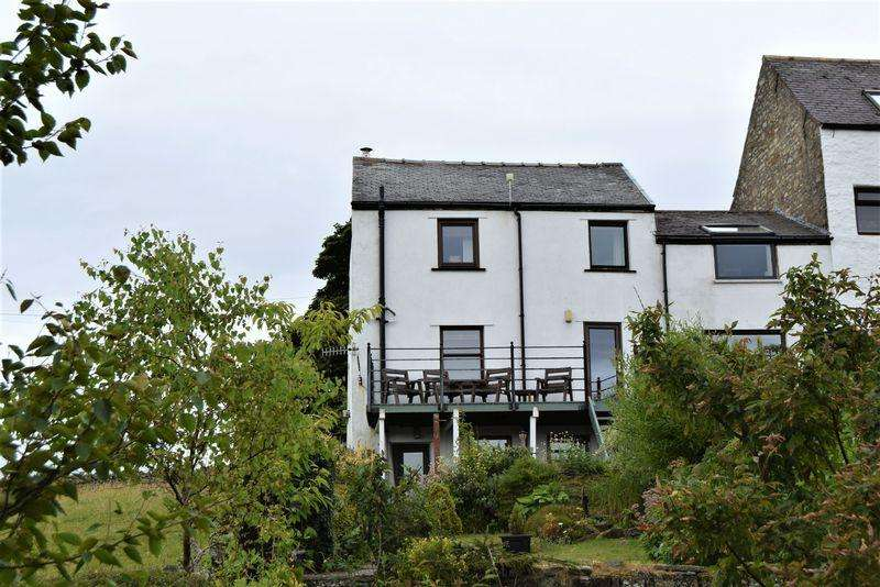 3 Bedrooms End Of Terrace House for sale in Garrigill Road, Alston