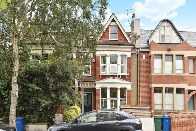 4 Bedrooms Terraced House for sale in Elmwood Road, Herne Hill