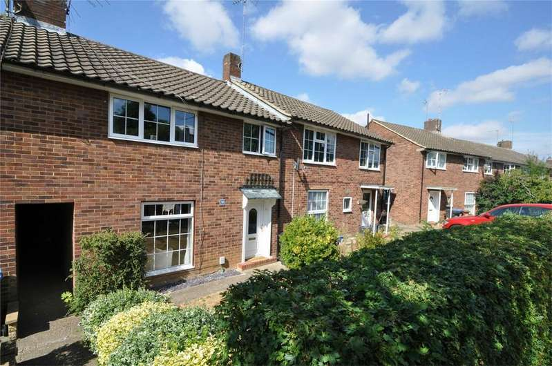 3 Bedrooms Terraced House for sale in Uplands, WELWYN GARDEN CITY, Hertfordshire