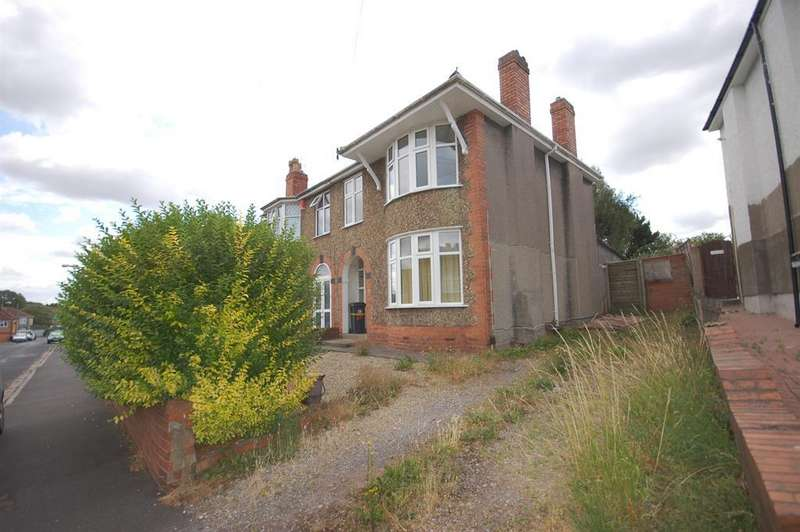 3 Bedrooms End Of Terrace House for sale in Clovelly Road, St George, Bristol, BS5 7LR