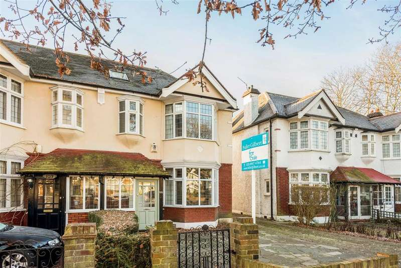 4 Bedrooms House for sale in Coombe Lane, West Wimbledon, SW20