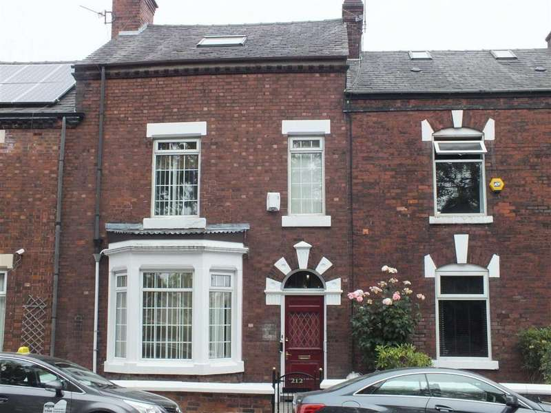 4 Bedrooms Terraced House for sale in Oldham Road, Ashton Under Lyne
