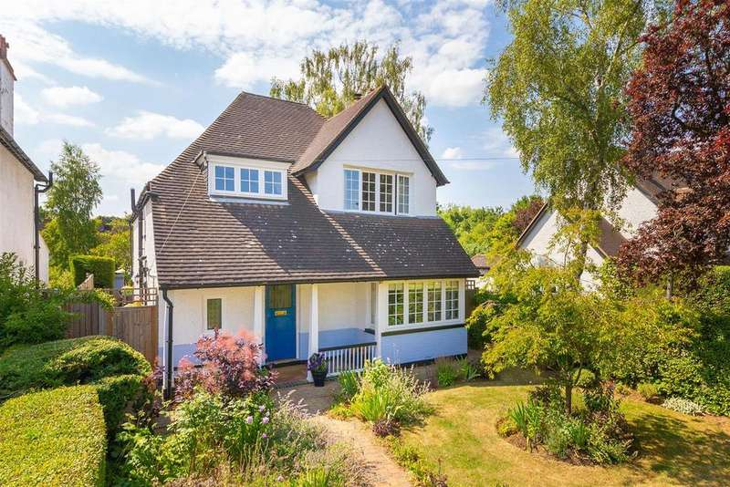4 Bedrooms Detached House for sale in Norton Way South, Letchworth Garden City