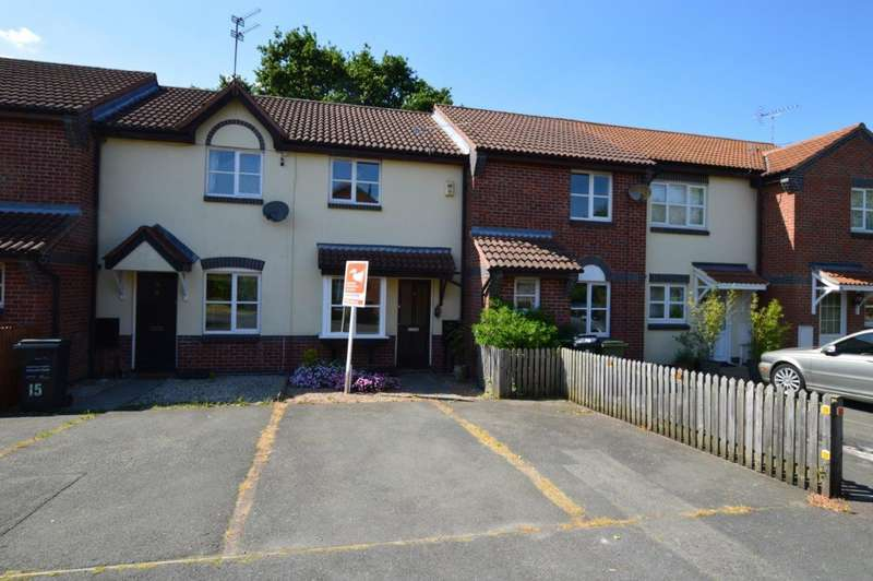 2 Bedrooms Terraced House for sale in Bond Close, Loughborough