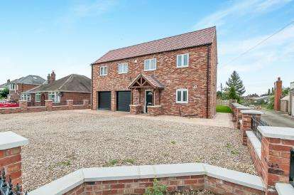 5 Bedrooms Detached House for sale in Langrick Road, Boston, Lincolnshire, England