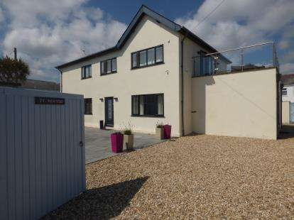 5 Bedrooms Detached House for sale in Moelfre, Anglesey, North Wales, United Kingdom, LL72