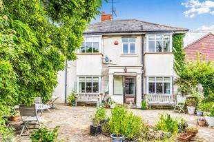 4 Bedrooms Detached House for sale in Lewes Road, Ringmer, Lewes, East Sussex