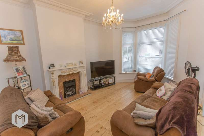 4 Bedrooms Town House for sale in Park Street, Farnworth, Bolton, BL4