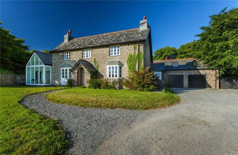 5 Bedrooms Detached House for sale in Countisbury, Lynton, Devon, EX35