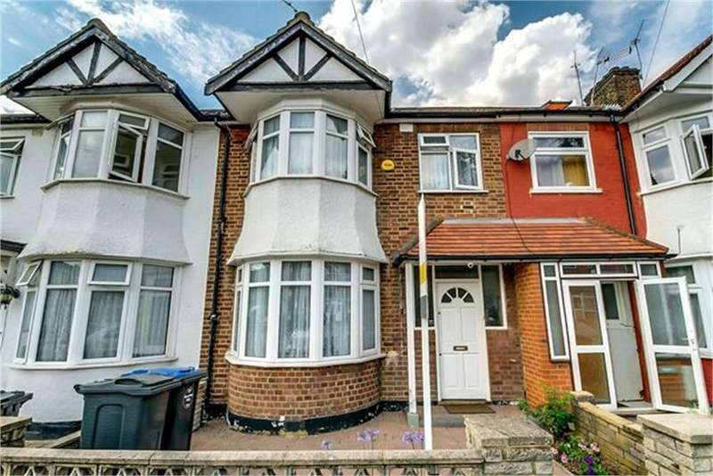 4 Bedrooms Terraced House for sale in The Circle, London