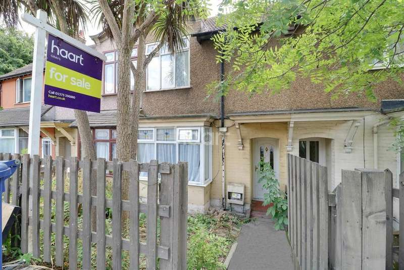 3 Bedrooms Terraced House for sale in Jarrah Cottages, Purfleet