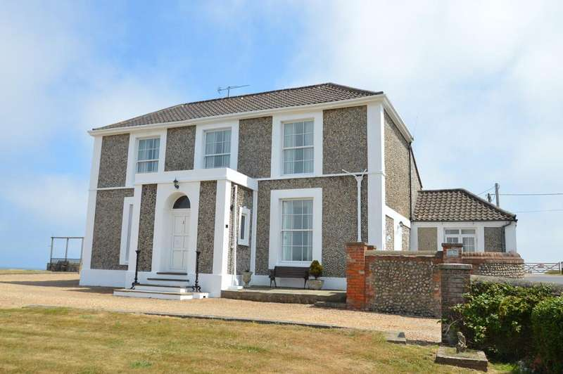 4 Bedrooms Detached House for sale in Mundesley